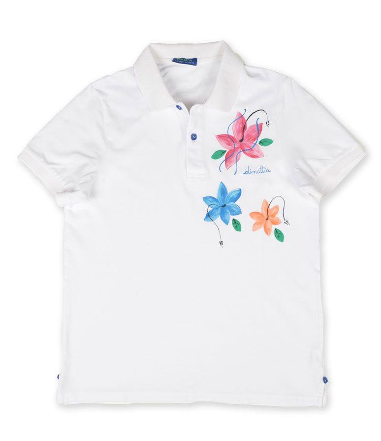 Poloshow Fiore 9X0103 Dimattia White 1