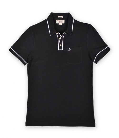 Poloshow OPKF3204 Penguin 010 True Black 1