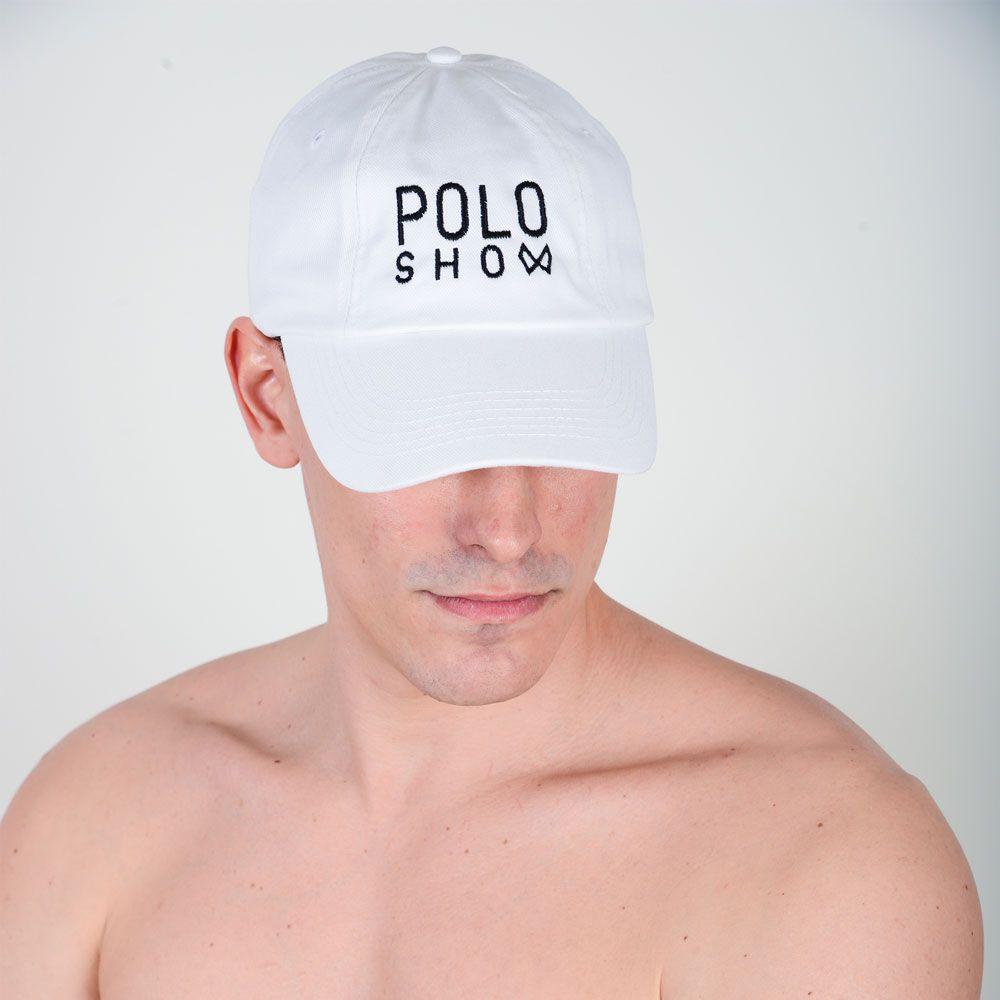 Poloshow cap Poloshow weiß 4