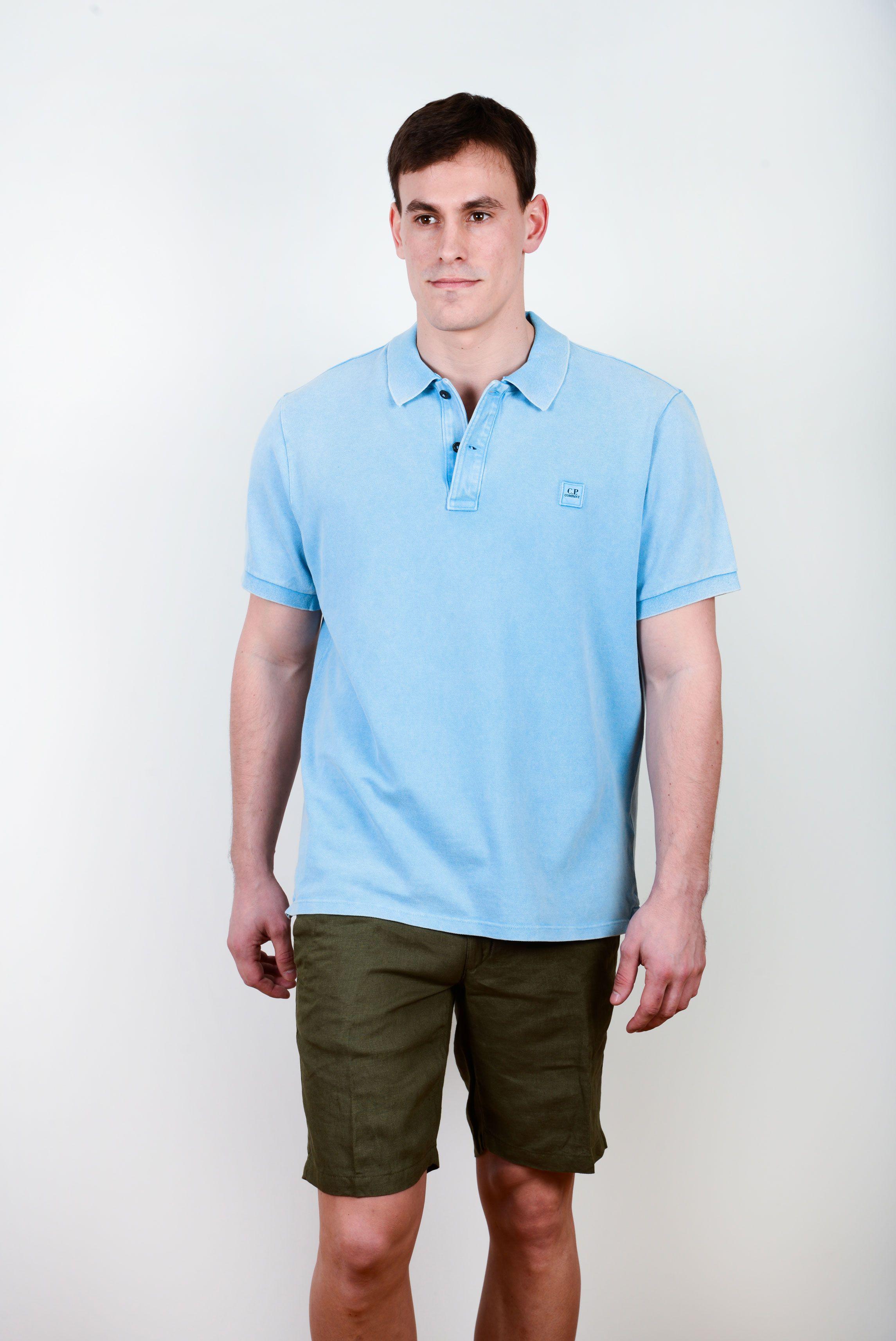Poloshow poloshirt C.P.Compamy blau 02CMPL184A001672S 6