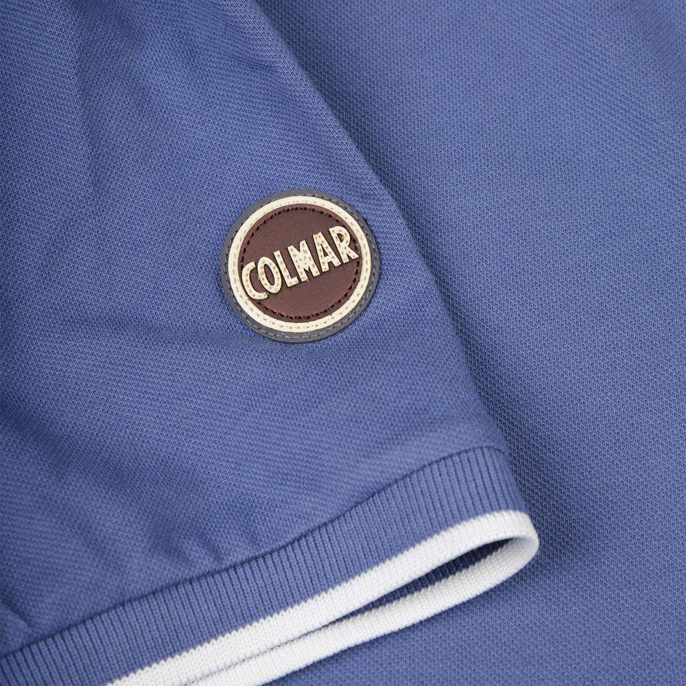 Poloshow poloshirt Colmar Blau 7659 6