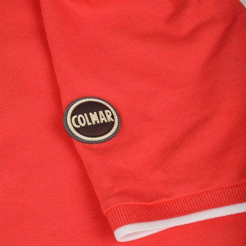Poloshow poloshirt Colmar Rot 7659 6