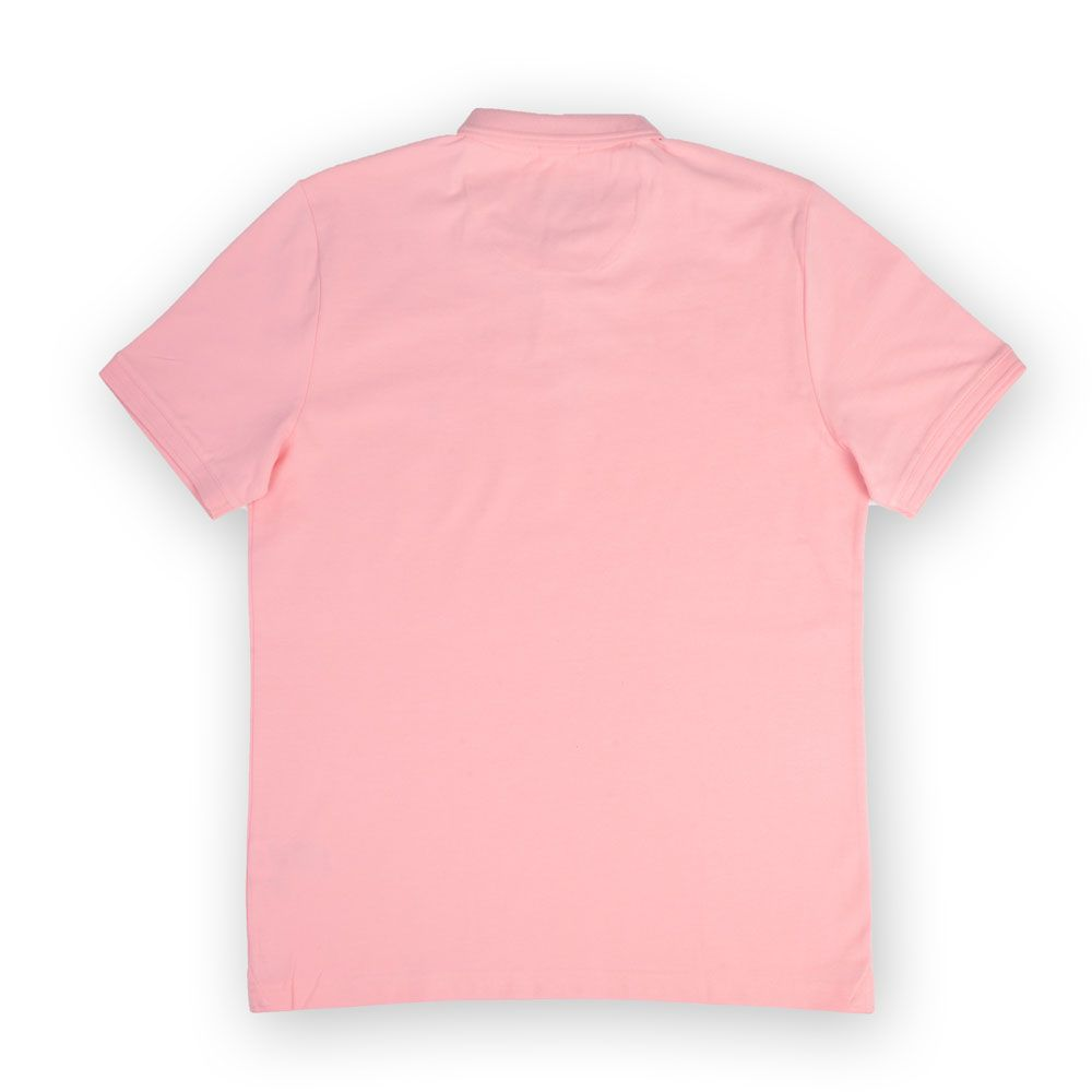 Poloshow poloshirt Penguin pink OPKM7557 2