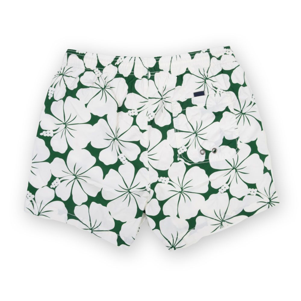 Poloshow short North Sails grün Blumen 67330900000V8320 2