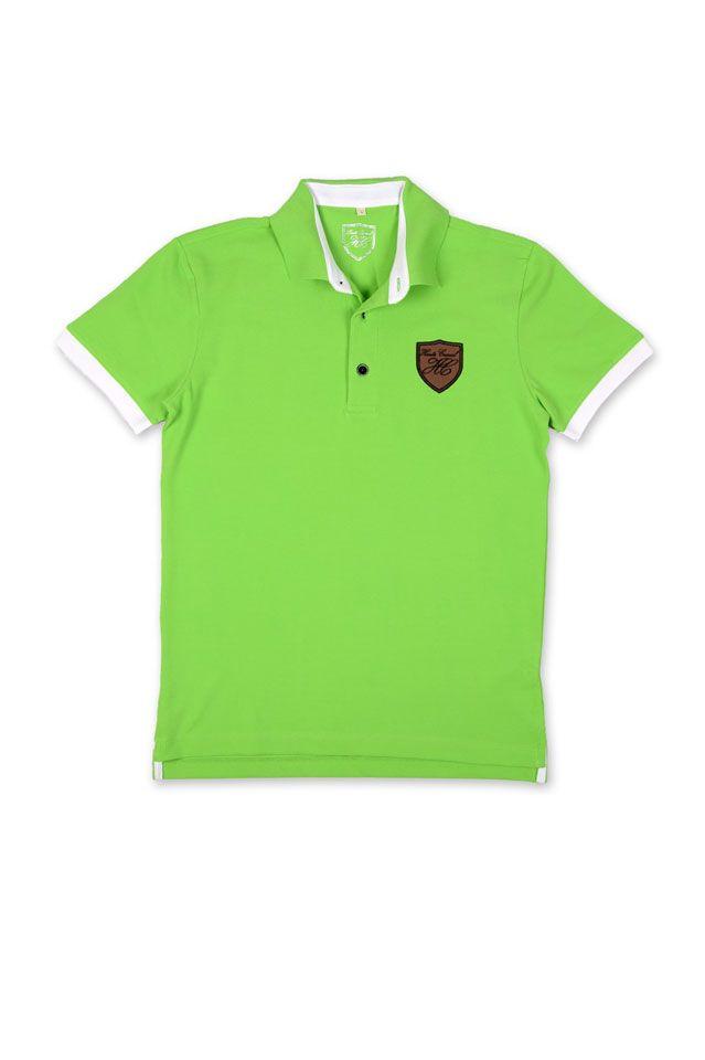 Poloshow Haute Casual 1117 green – 21543