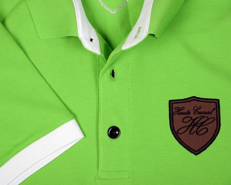 Poloshow Haute Casual 1117 green – 21545