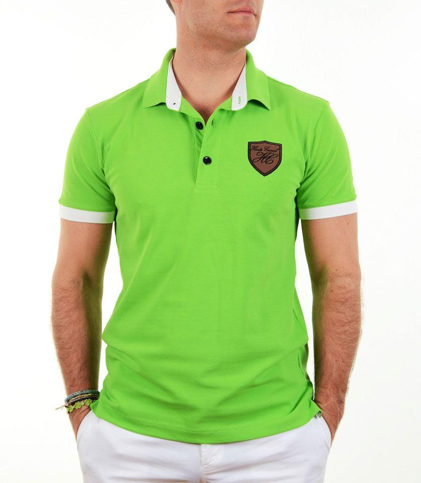 Poloshow Haute Casual 1117 green – 21549