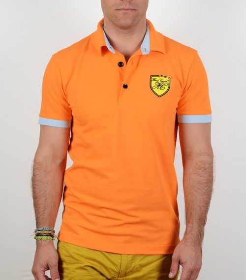 Poloshow Haute Casual 1117 orange – 21578