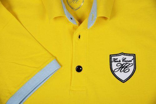 Poloshow Haute Casual 1117 yellow – 21640