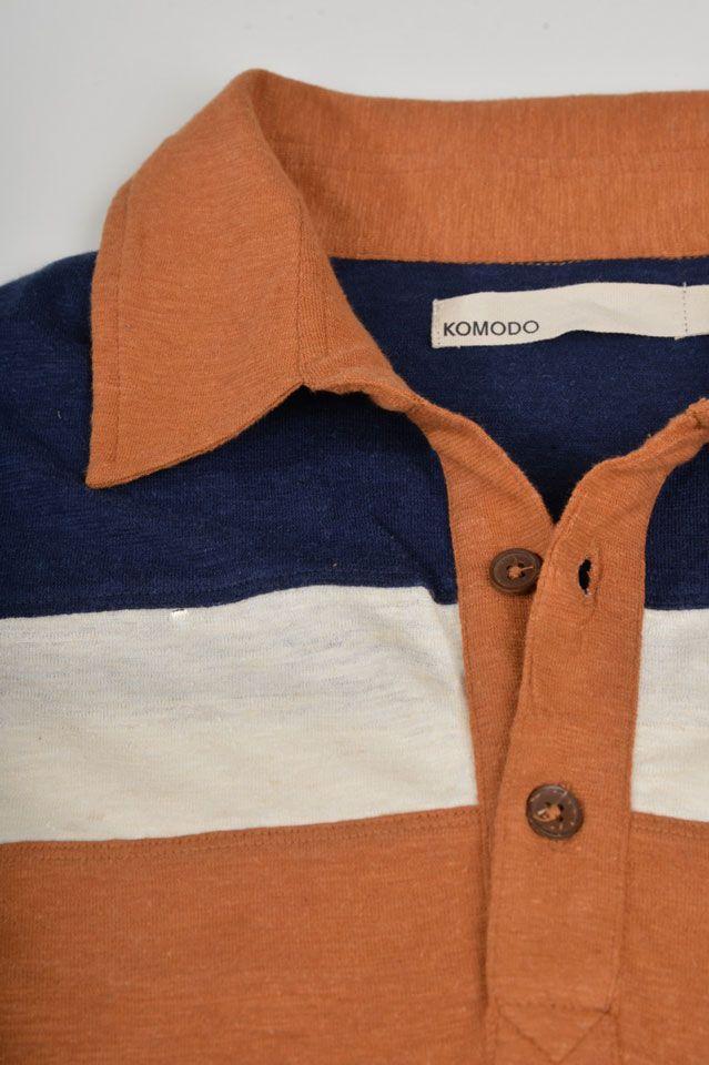 Poloshow Komodo Tricolore HC 98A Tan 3