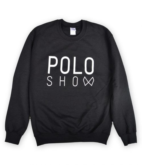 Poloshow Sweater black 1