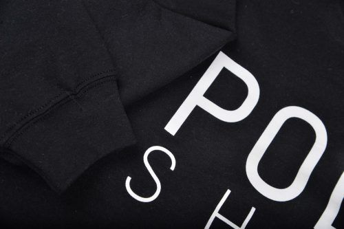 Poloshow Sweater black 3