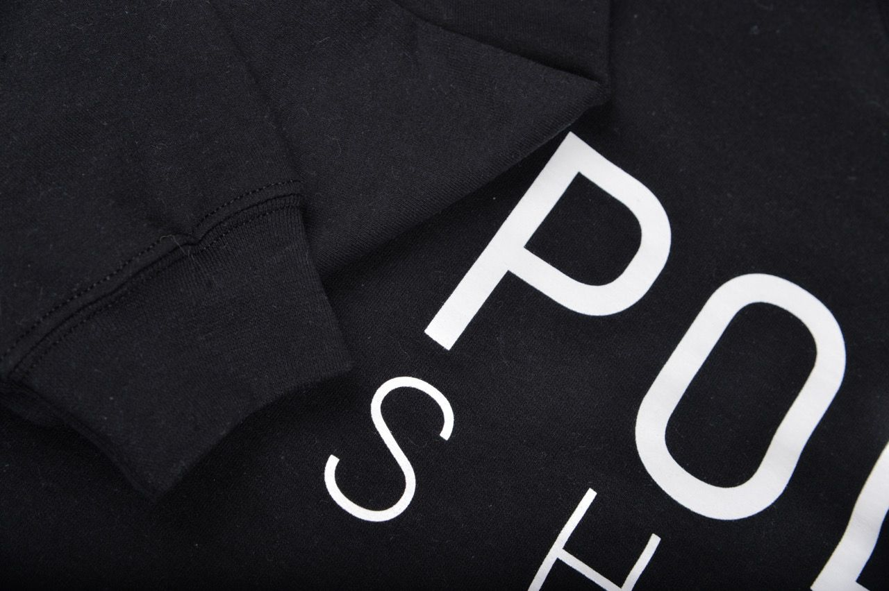 Poloshow Sweater black 3