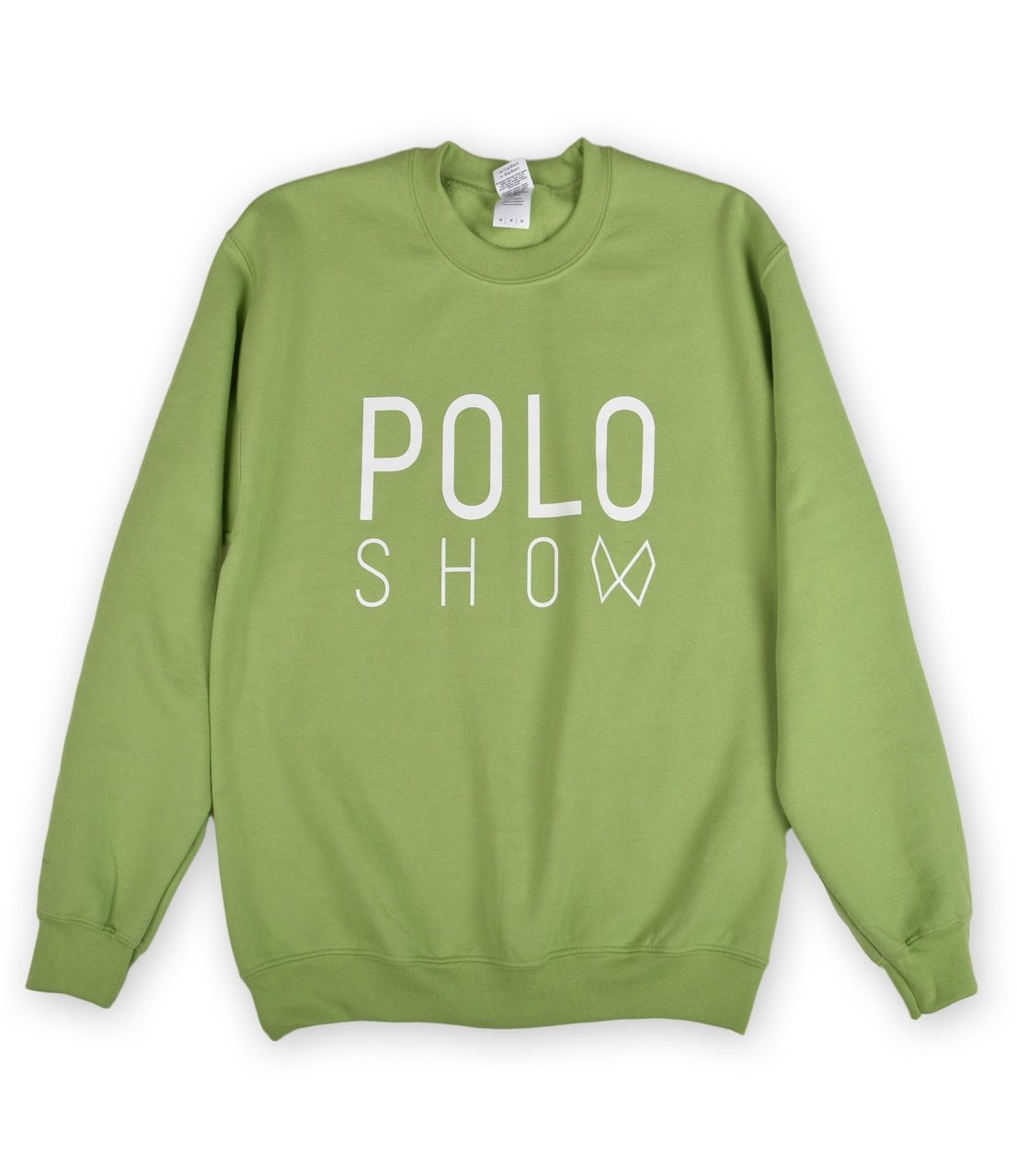 Poloshow Sweater kiwi 1