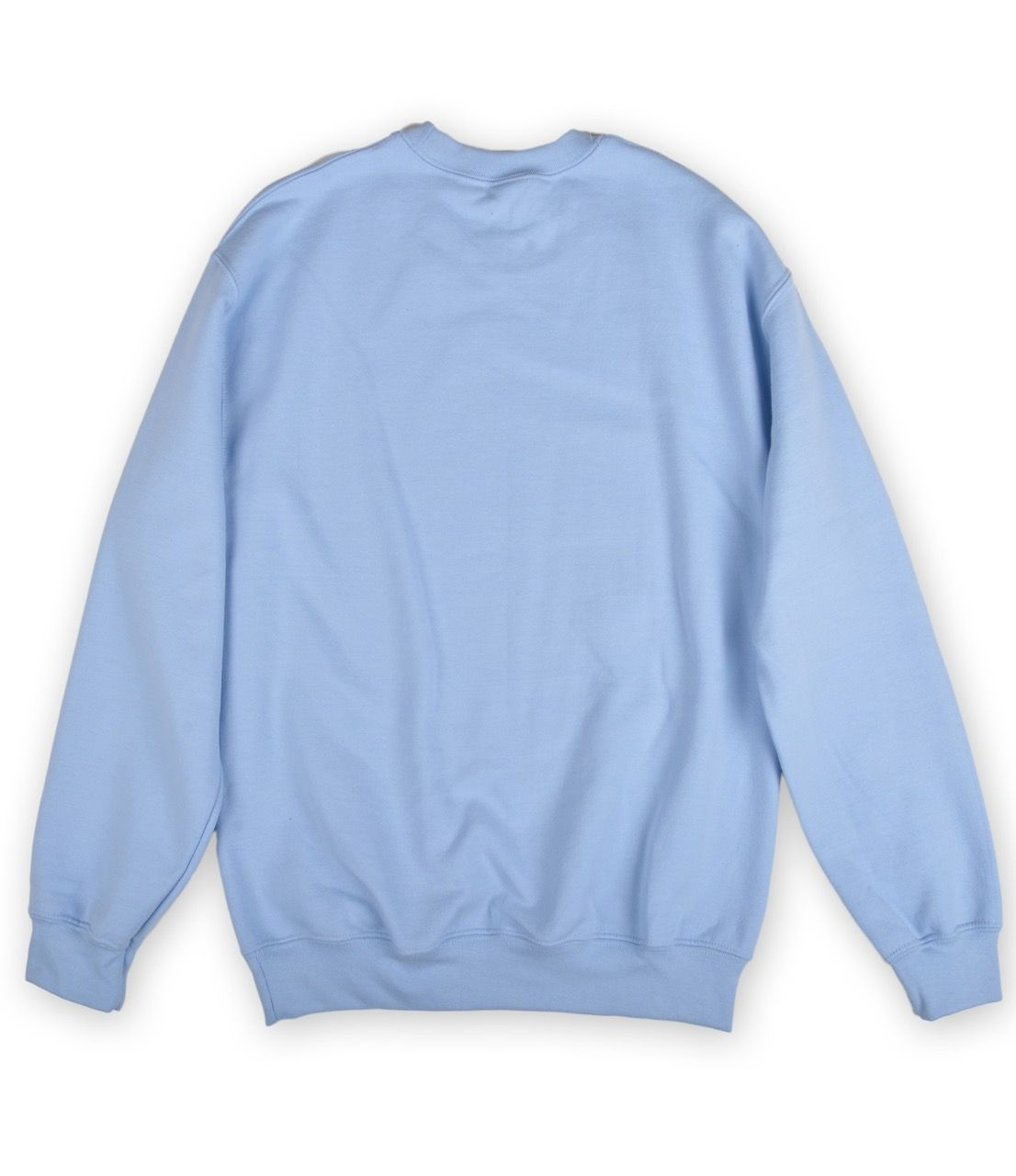 Poloshow Sweater lightblue 2