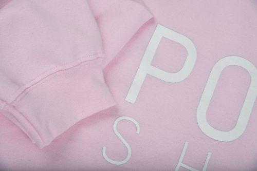 Poloshow Sweater lightpink 3