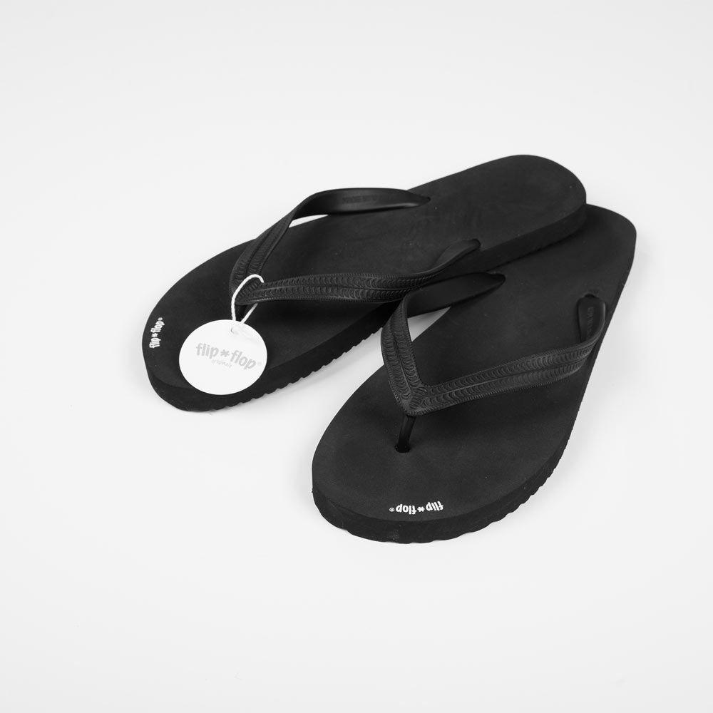 Poloshow flip flop black 301020000 2
