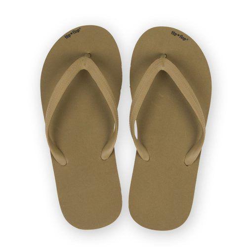 Poloshow flip flop safari green 30102 1