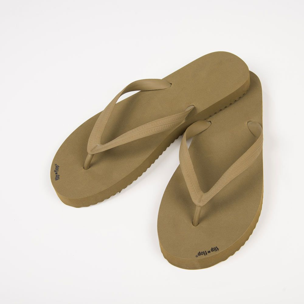 Poloshow flip flop safari green 30102 2