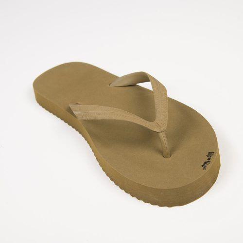 Poloshow flip flop safari green 30102 3