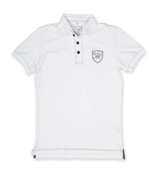 Poloshow haute casual 1119 white – 25235