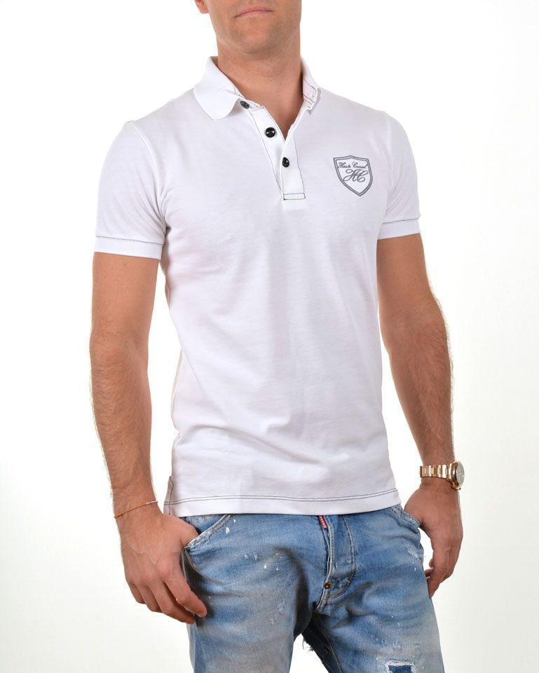 Poloshow haute casual 1119 white – 25242
