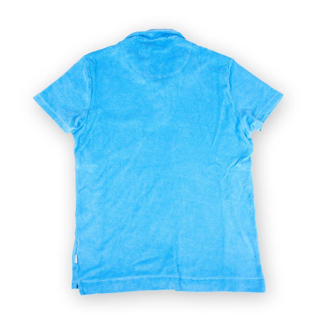 Poloshow polo Orlebar Brown blau 259935XL 2