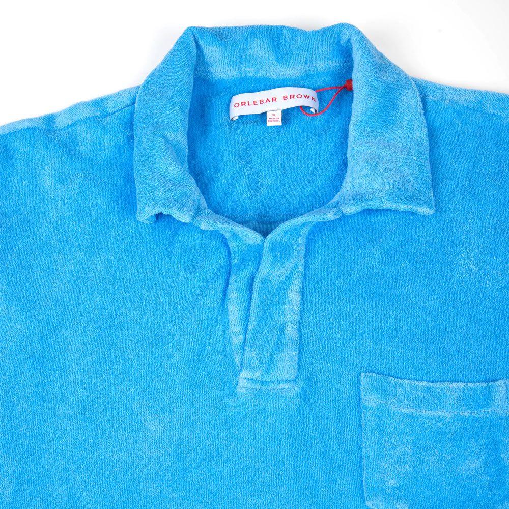 Poloshow polo Orlebar Brown blau 259935XL 3