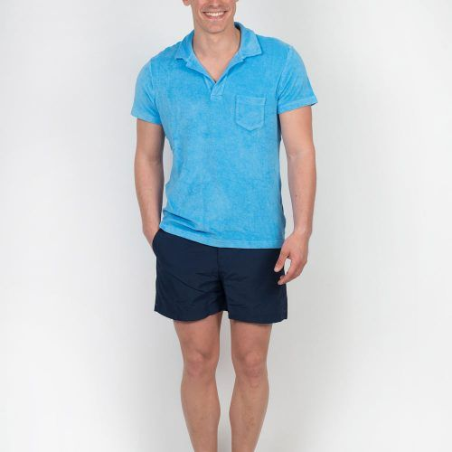 Poloshow polo Orlebar Brown blau 259935XL 6