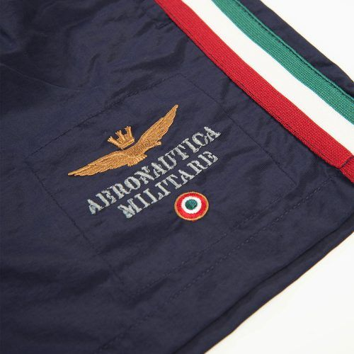 Poloshow short Aeronautica Militare blau 171BW171CT2071 3