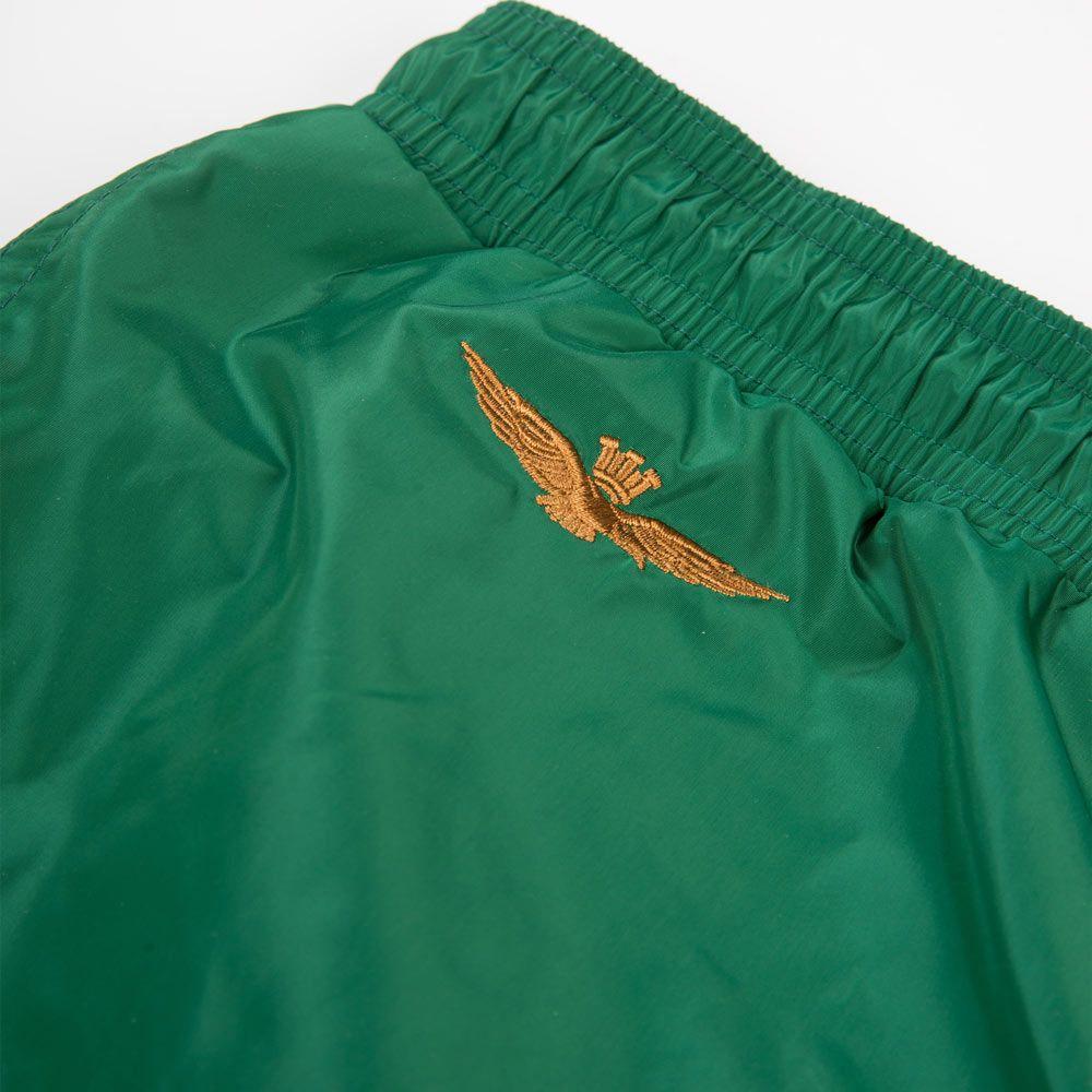 Poloshow short Aeronautica Militare grün 171BW165CT1537 3