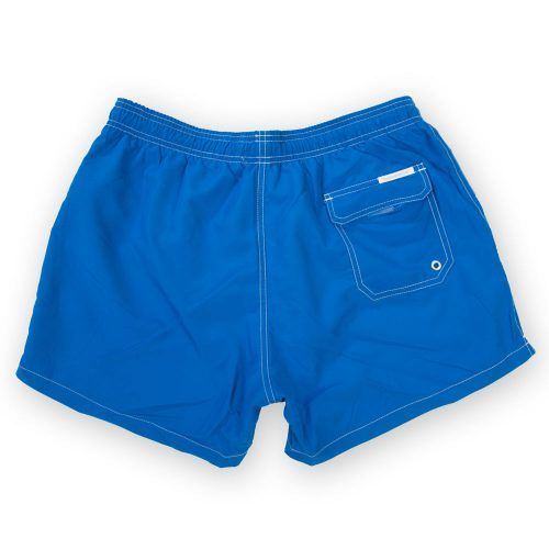 Poloshow short Knowledge Cotton Apparel blau 50110 2