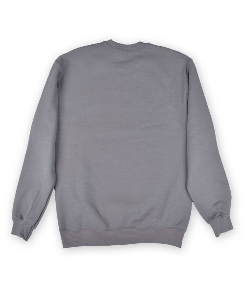 Poloshow sweater charcoal 2