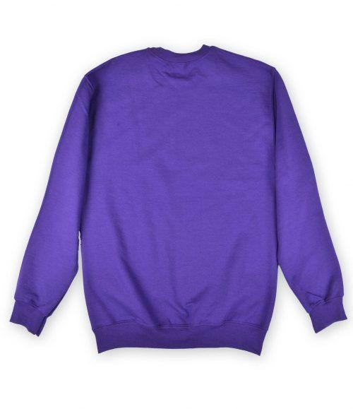 Poloshow sweater purple 2