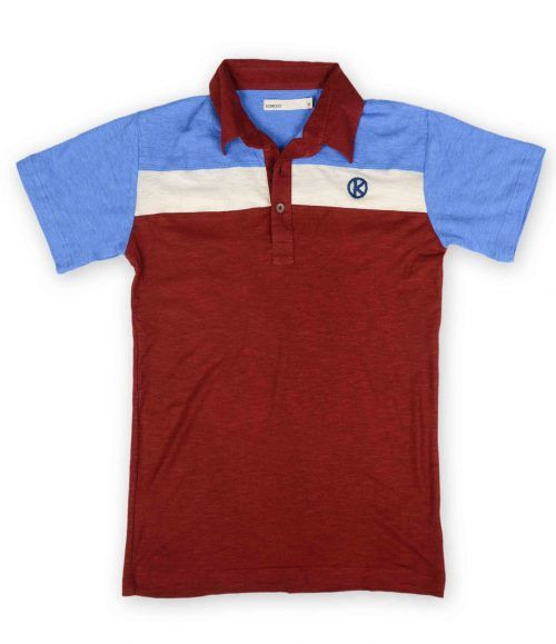 poloshow Komodo K1 HC 98A TricoloreDD Polo OX Blood 1