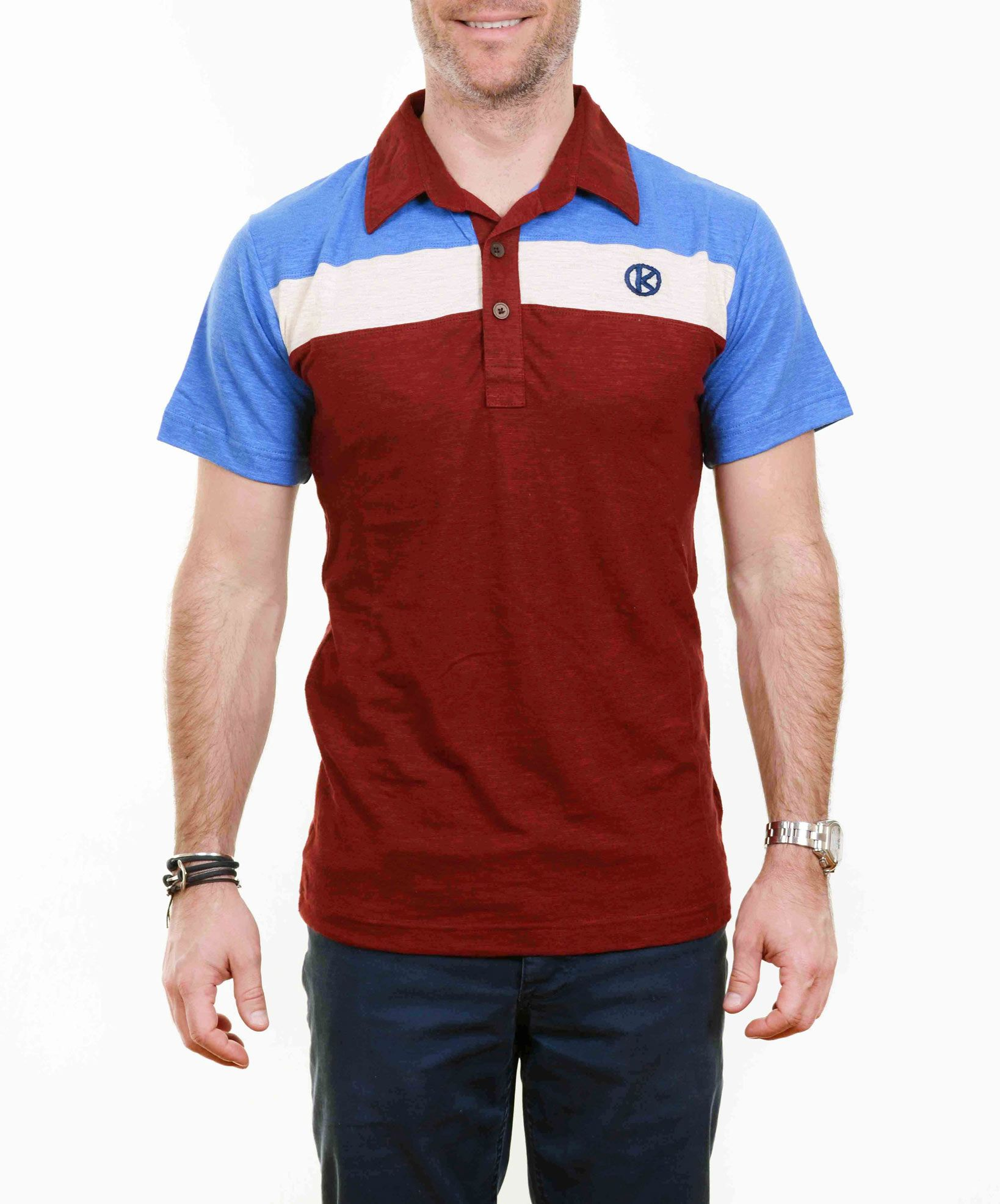 poloshow Komodo K1 HC 98A TricoloreDD Polo OX Blood 5