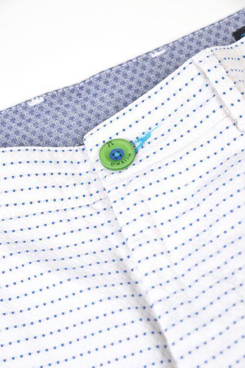 Poloshow short Dimaattia white Rapallo 3P2501 3
