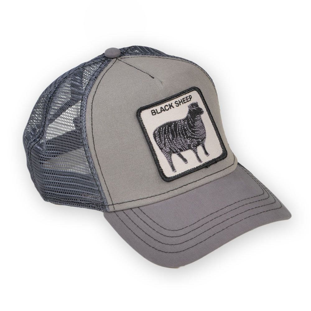 Poloshow cap Goorin Bros. Black sheep 1