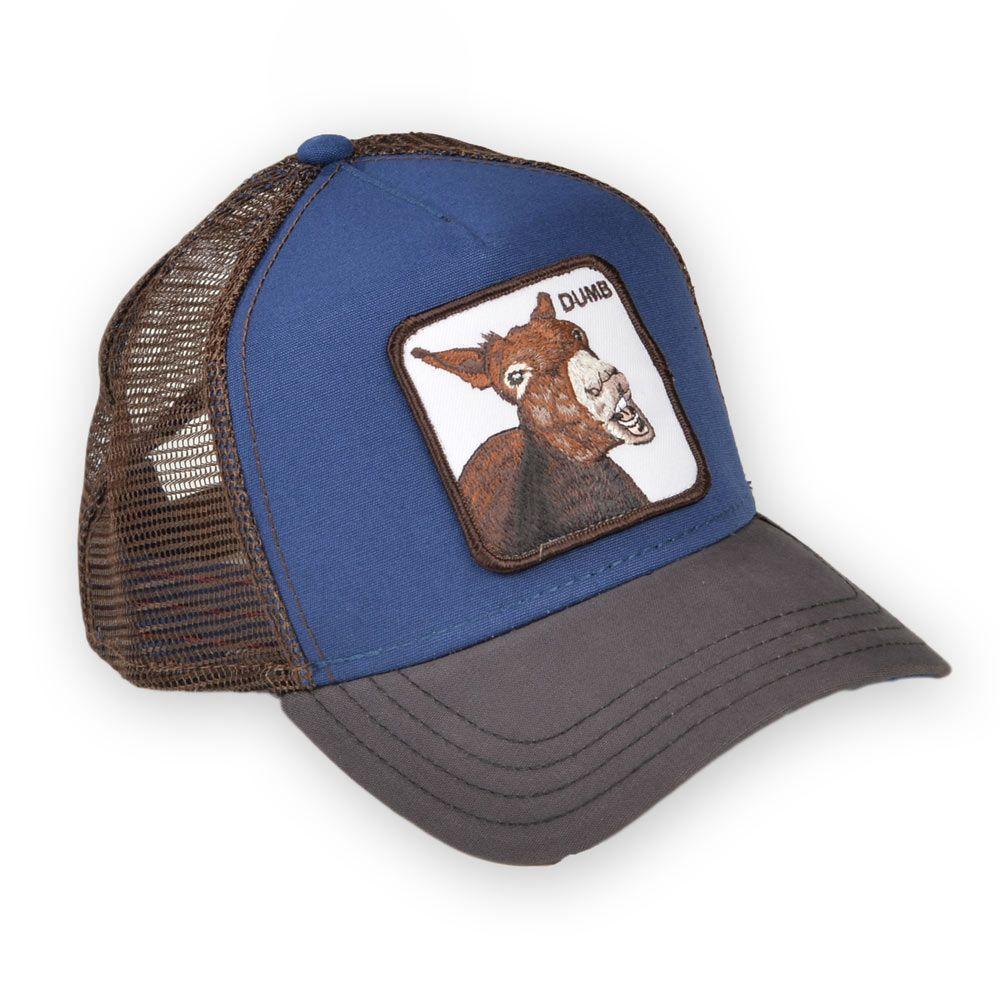 Poloshow cap Goorin Bros. Donkey Dumb 1
