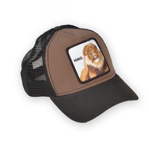 Poloshow cap Goorin Bros. Lion 1