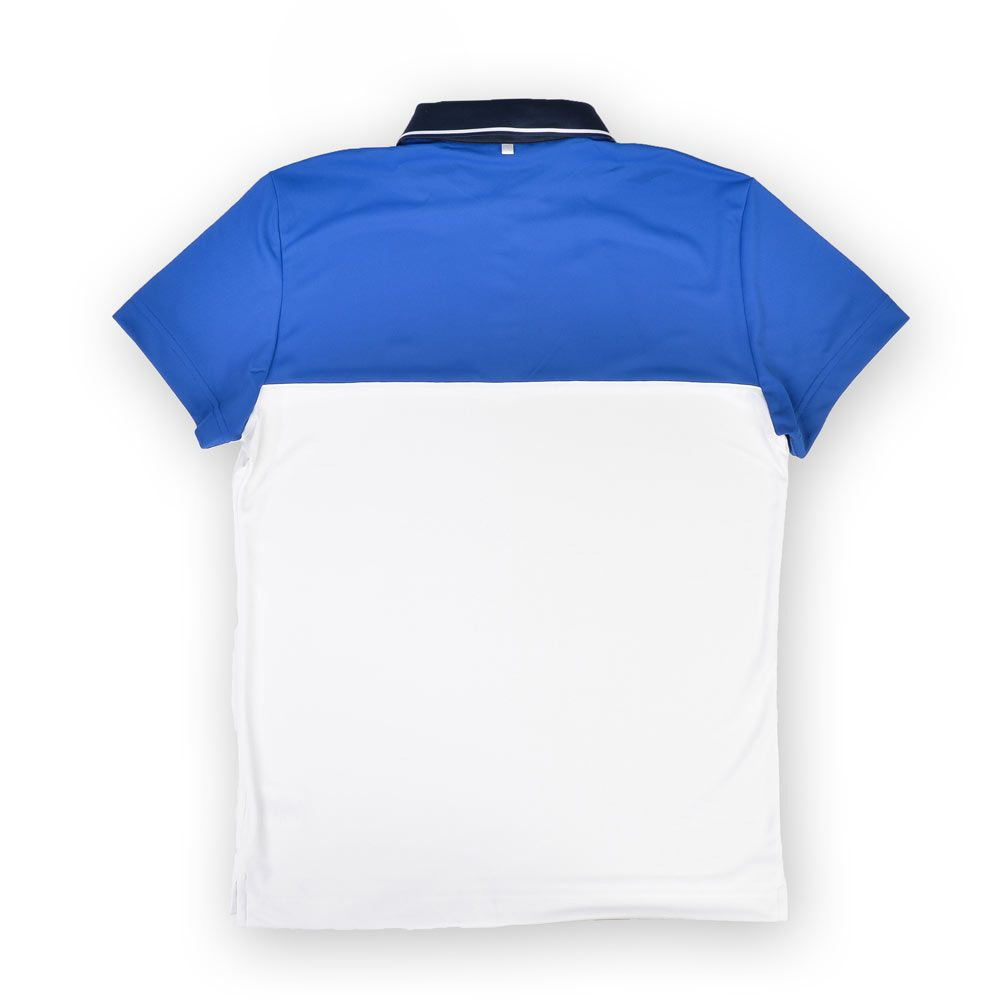 Poloshow polo J.Lindeberg M Johan Reg TX Tourque 6237 Strong blue 76MG538305088 2