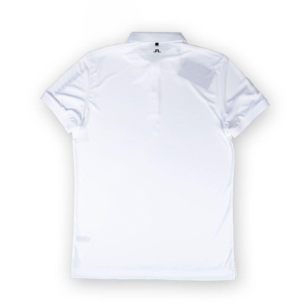 Poloshow polo J.Lindeberg M Tour Tech TX Jersey 0000 White STMG530545610 2