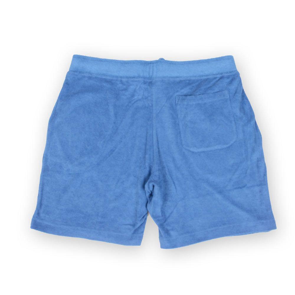 Poloshow short Majestic Filatures Bleu S1820004 814 2