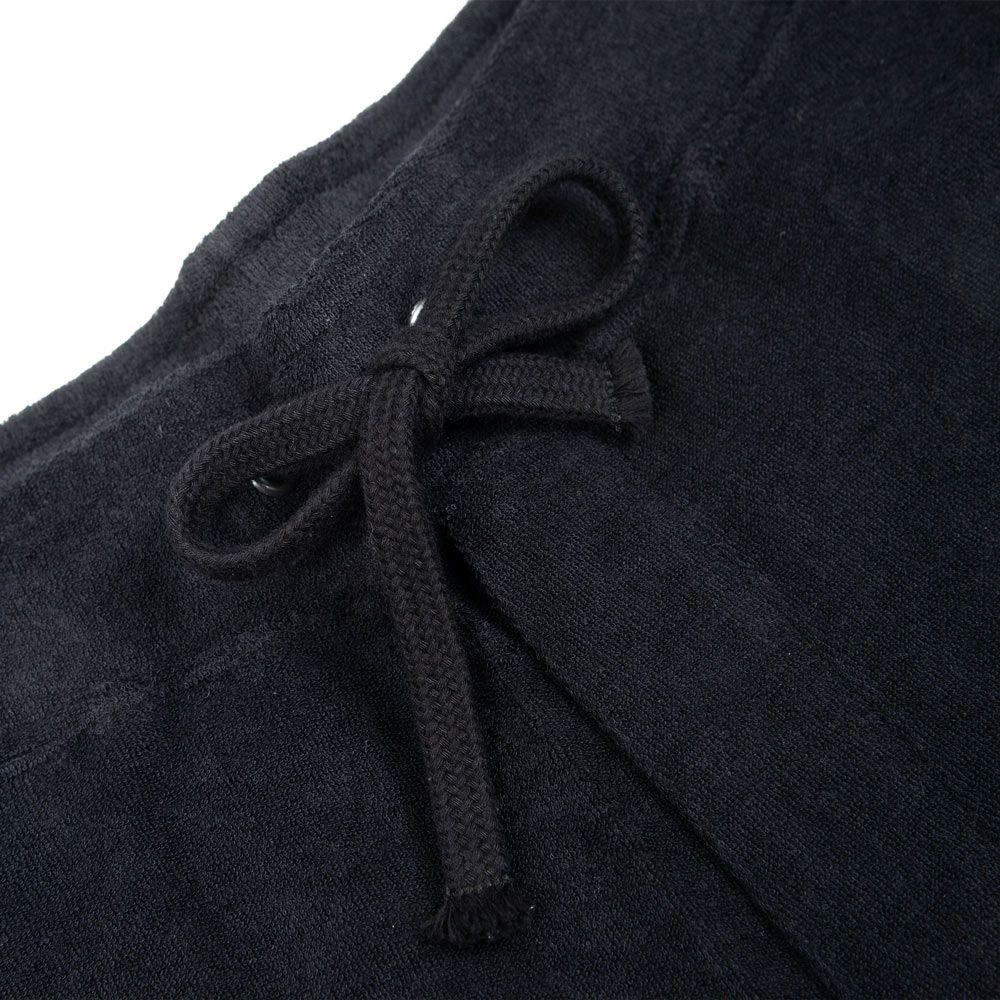 Poloshow short Majestic Filatures Noir S1820004 002 3