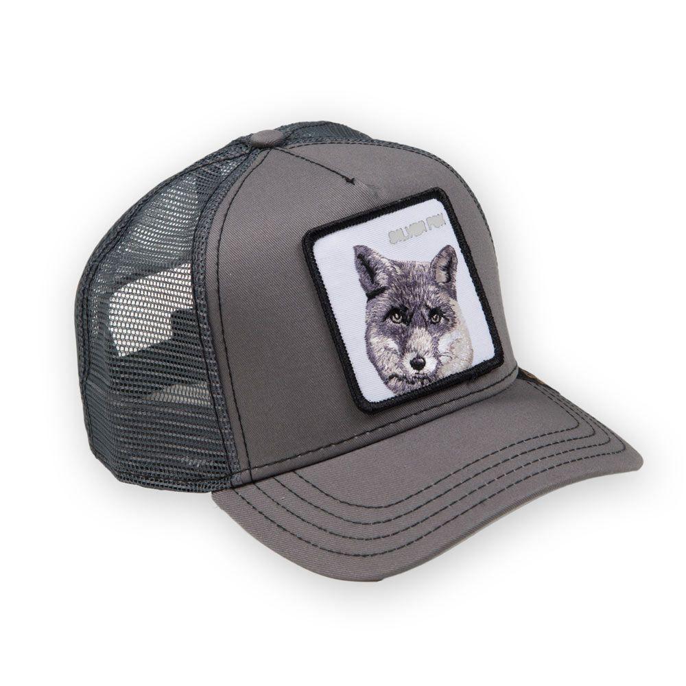 39d382de Goorin Bros. Baseball Cap Silver Fox | Poloshow