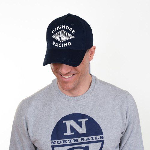 Poloshow cap NorthSails Navy 6286250000800 5