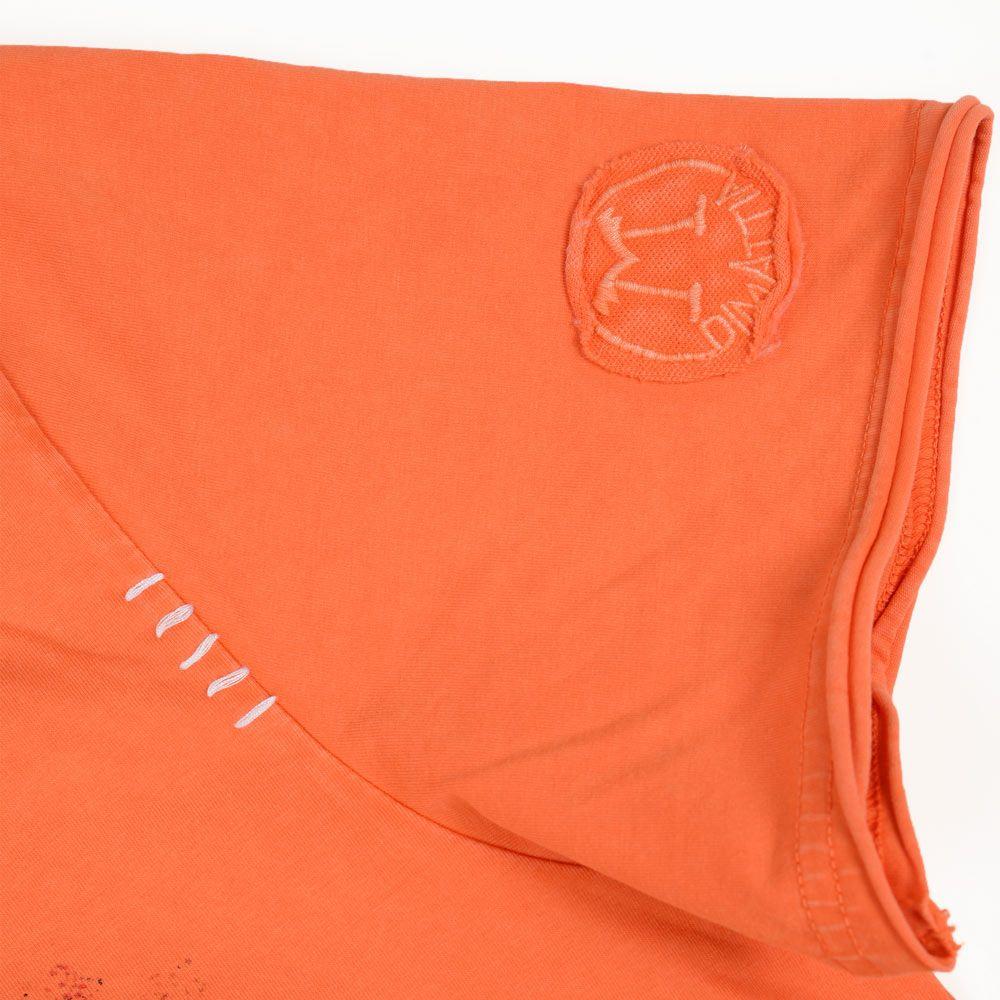 Poloshow polo Dimattia P Old 2CV Orange 5T2109 5