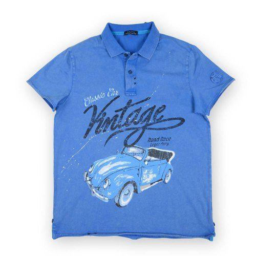 Poloshow polo Dimattia P Old Beatles Blue 5T2304 1