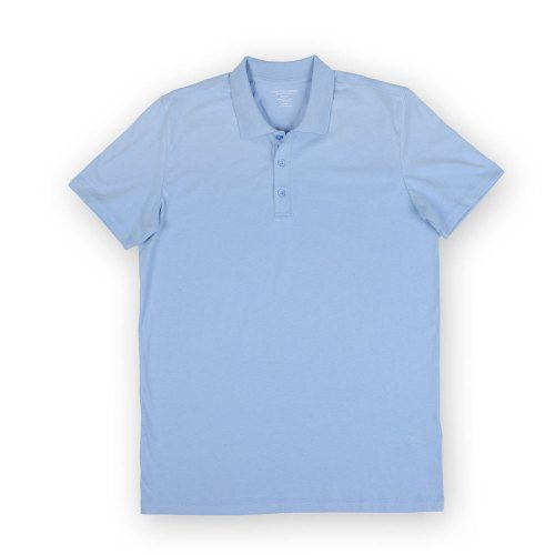 Poloshow polo Majestic Filatures Angel Blue S1809007 375 1