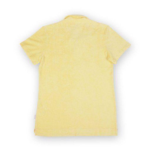 Poloshow polo Orlebar Brown lemon 266988M 2